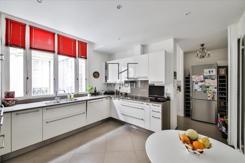 Deluxe sale apartment Paris 17ème 2940000€ - Picture 8