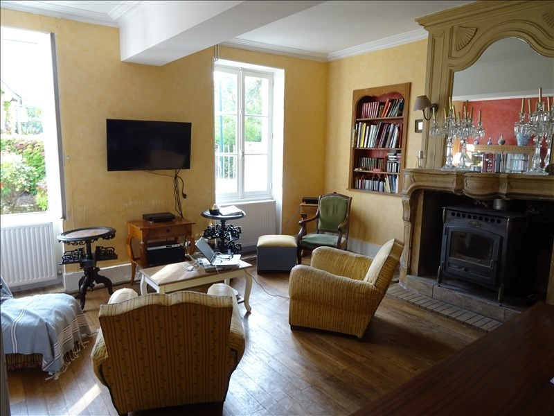 Vente maison / villa Charrin 310300€ - Photo 2