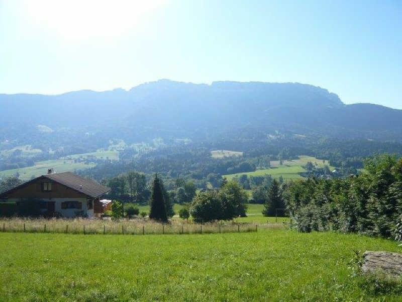 Venta  terreno Coteaux semnoz 185000€ - Fotografía 3
