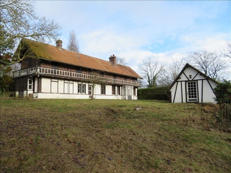 Vente maison / villa Montaure 160000€ - Photo 1