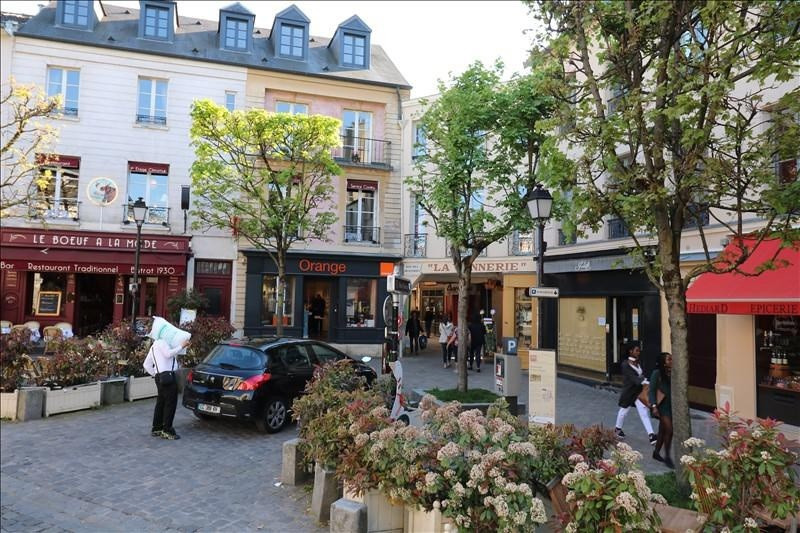 Commercial property sale shop Versailles 895 000€ - Picture 2