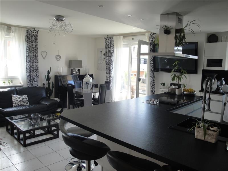 Verkoop  appartement Grand charmont 125000€ - Foto 3