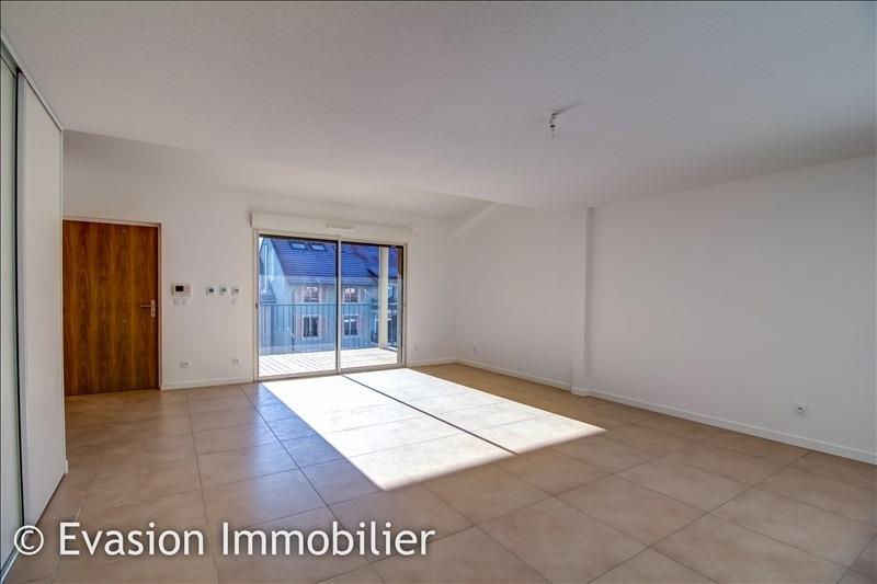 Vente appartement Sallanches 370000€ - Photo 2
