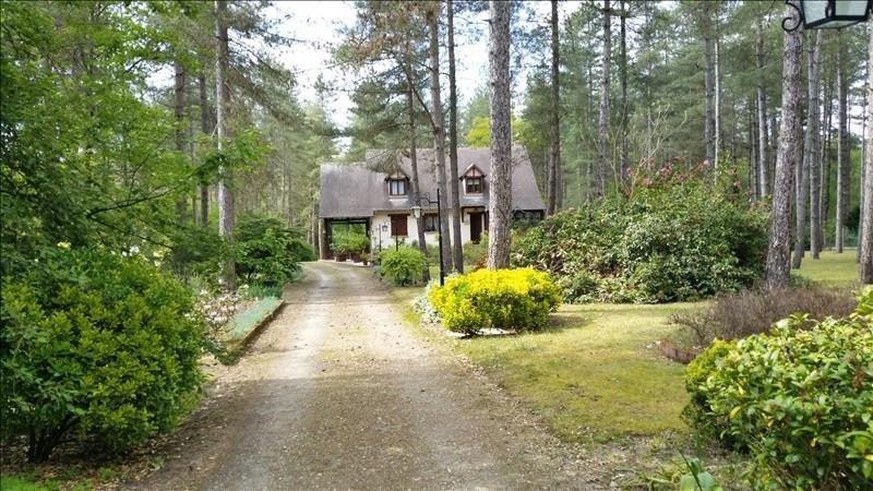 Vente maison / villa Les bordes 322000€ - Photo 3