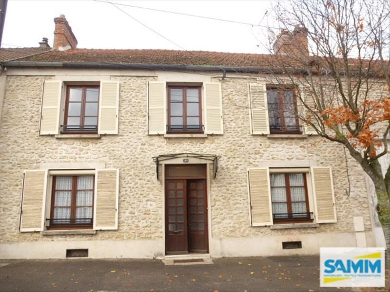 Vente appartement Milly la foret 159000€ - Photo 1