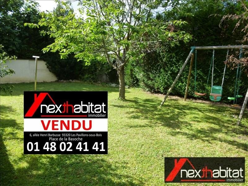 Vente maison / villa Livry gargan 424000€ - Photo 2