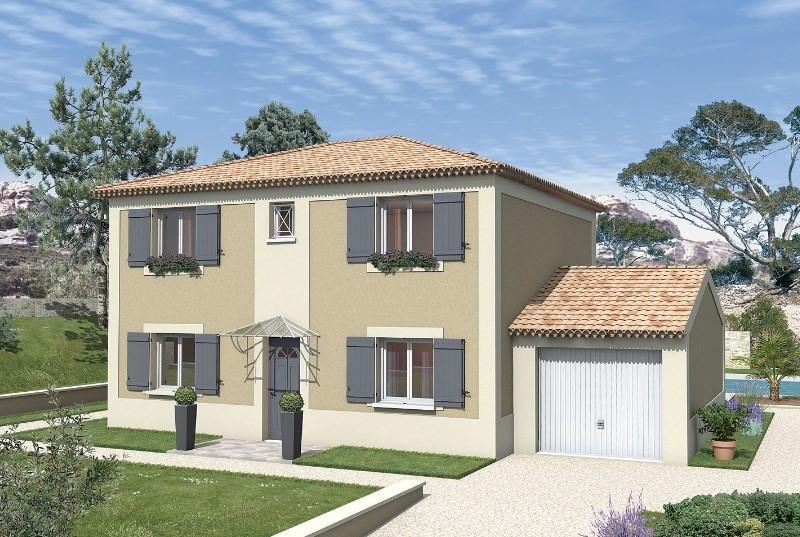 Maison  5 pièces + Terrain 350 m² Les Angles par maisons Punch