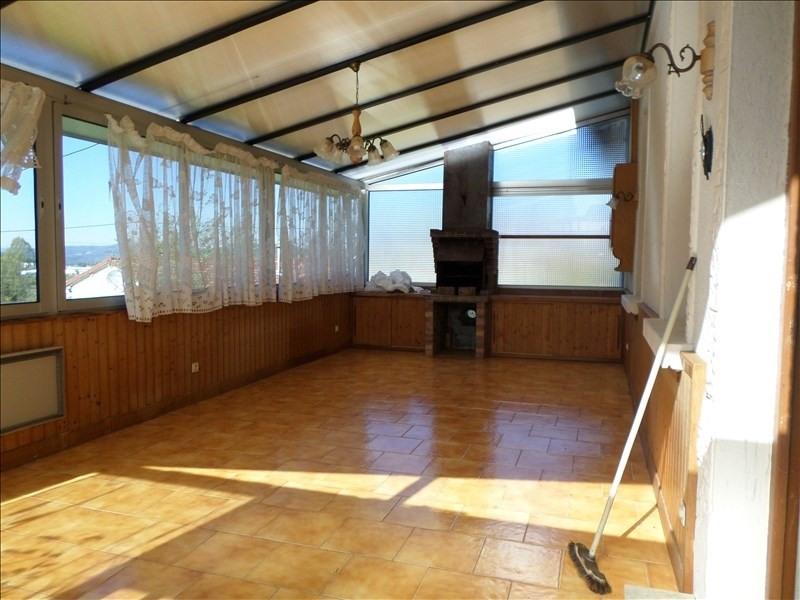 Vente maison / villa Oyonnax 110000€ - Photo 3