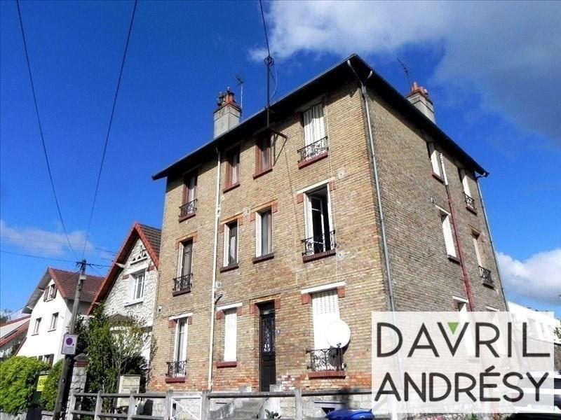 Sale apartment Conflans ste honorine 159000€ - Picture 1