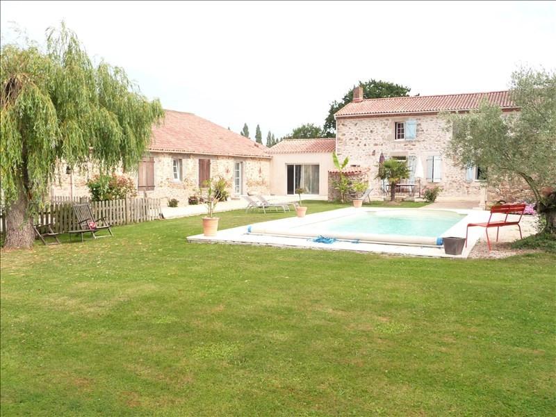Vente de prestige maison / villa Venansault 455370€ - Photo 2