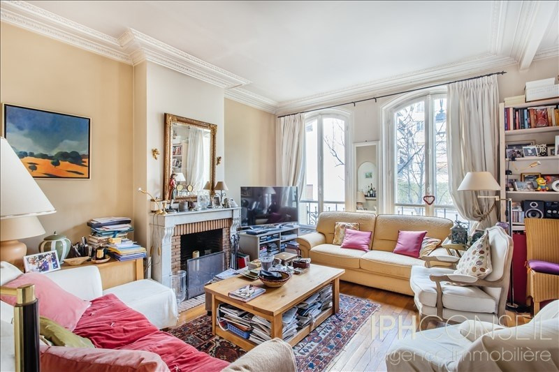 Vente appartement Neuilly sur seine 680 000€ - Photo 1