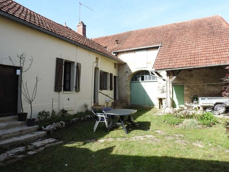 Vente maison / villa Secteur laignes 60500€ - Photo 1