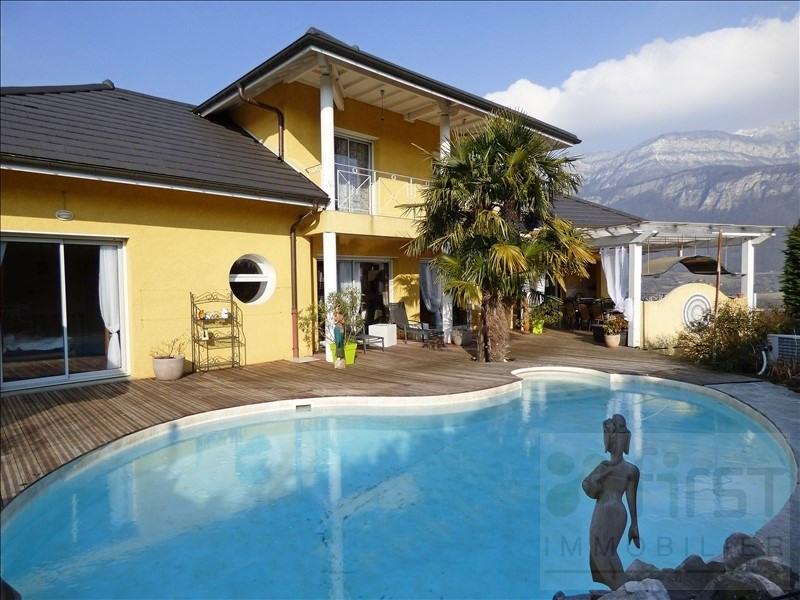 Vente de prestige maison / villa Sonnaz 718000€ - Photo 1