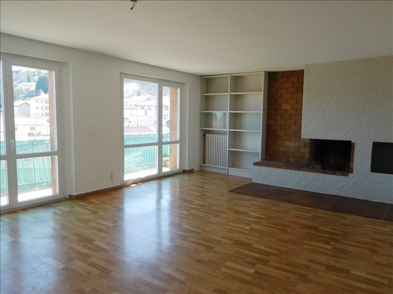 Location appartement Espaly st marcel 490€ +CH - Photo 1