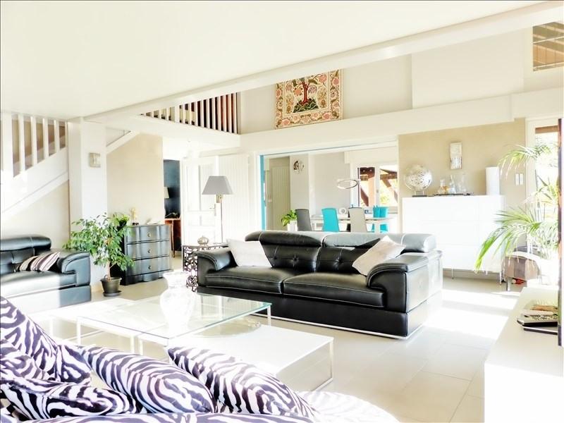 Vente de prestige maison / villa Marignier 780000€ - Photo 1