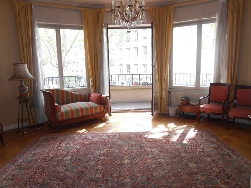 Vente de prestige appartement Lyon 6ème 676000€ - Photo 1