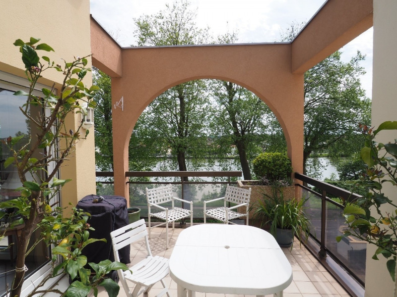 Sale apartment Le mee sur seine 553800€ - Picture 3
