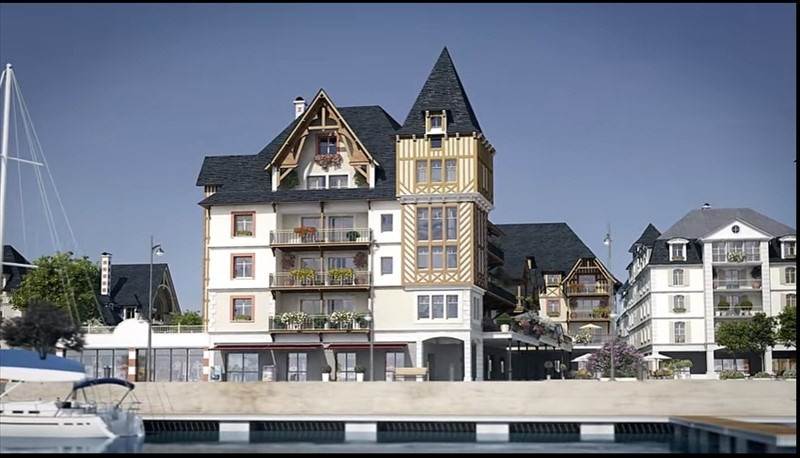 Revenda casa Deauville 847565€ - Fotografia 3