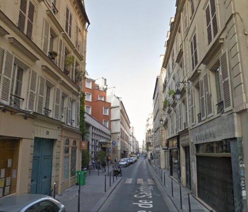 Location local commercial Paris 3ème 1033€ +CH/ HT - Photo 1