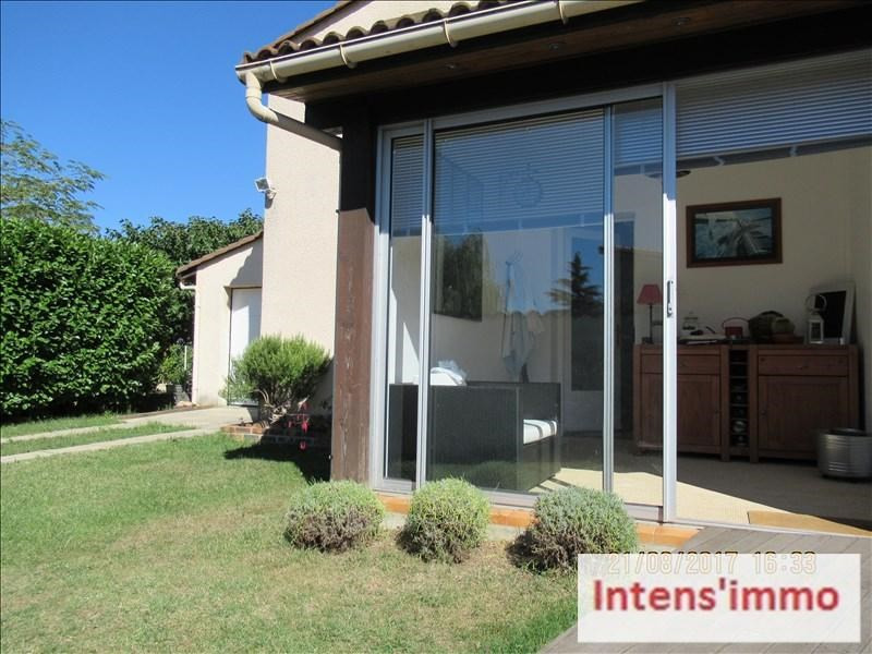 Vente maison / villa Chatuzange le goubet 259000€ - Photo 1
