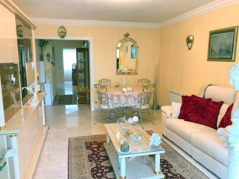 Vendita nell' vitalizio di vita appartamento Nice 70000€ - Fotografia 1