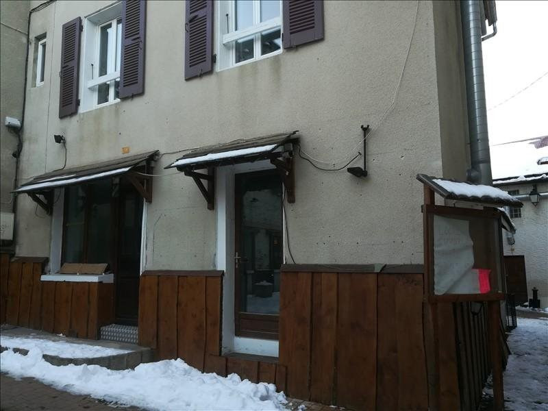 Affitto negozzio Villard-de-lans 700€ CC - Fotografia 1