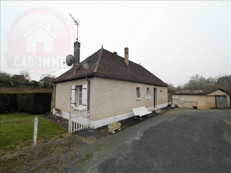 Sale house / villa Lanquais 181500€ - Picture 1