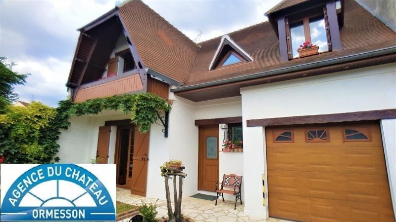 Sale house / villa Ormesson sur marne 568000€ - Picture 1