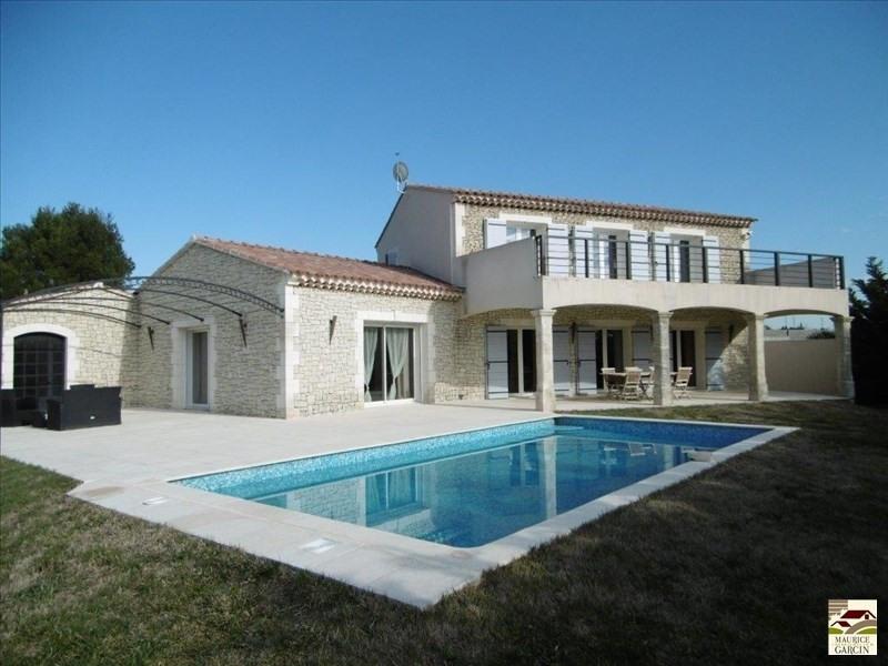 Vente maison / villa Le thor 512000€ - Photo 1