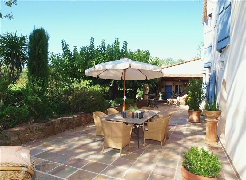 Immobile residenziali di prestigio casa Le cannet des maures 2625000€ - Fotografia 2