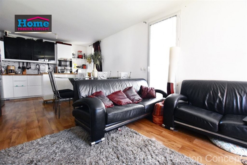 Sale apartment Nanterre 539 000€ - Picture 2