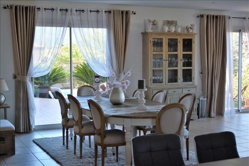 Vente maison / villa Saint jean pla de corts 550000€ - Photo 2