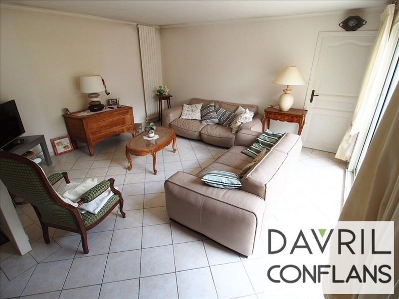 Sale house / villa Eragny 322000€ - Picture 2