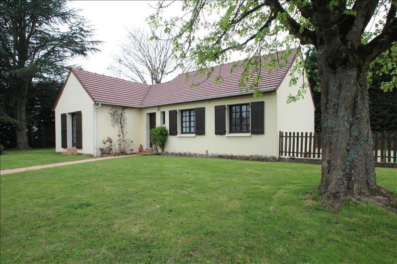 Sale house / villa Nanteuil le haudouin 260000€ - Picture 1