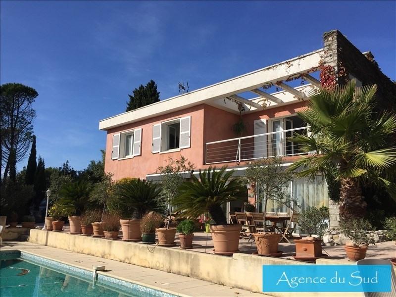 Vente de prestige maison / villa Carnoux en provence 730000€ - Photo 1