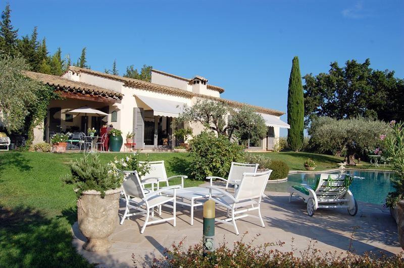 Revenda residencial de prestígio casa Seillans 2300000€ - Fotografia 9