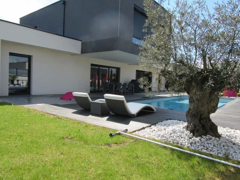 Revenda residencial de prestígio casa St cyr sur le rhone 695000€ - Fotografia 1