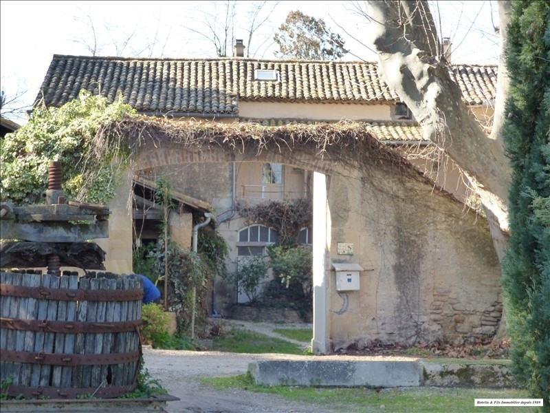 Vente maison / villa Bagnols sur ceze 272000€ - Photo 3