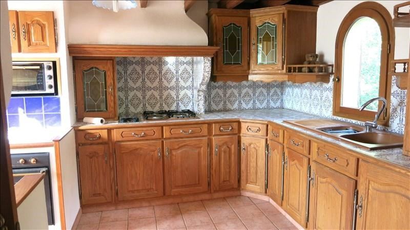 Sale house / villa Nanteuil les meaux 221000€ - Picture 3