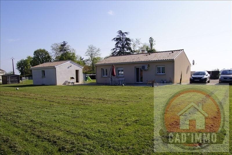 Sale house / villa Lamonzie saint martin 172000€ - Picture 7
