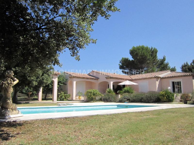 Venta de prestigio  casa Pelissanne 780000€ - Fotografía 2