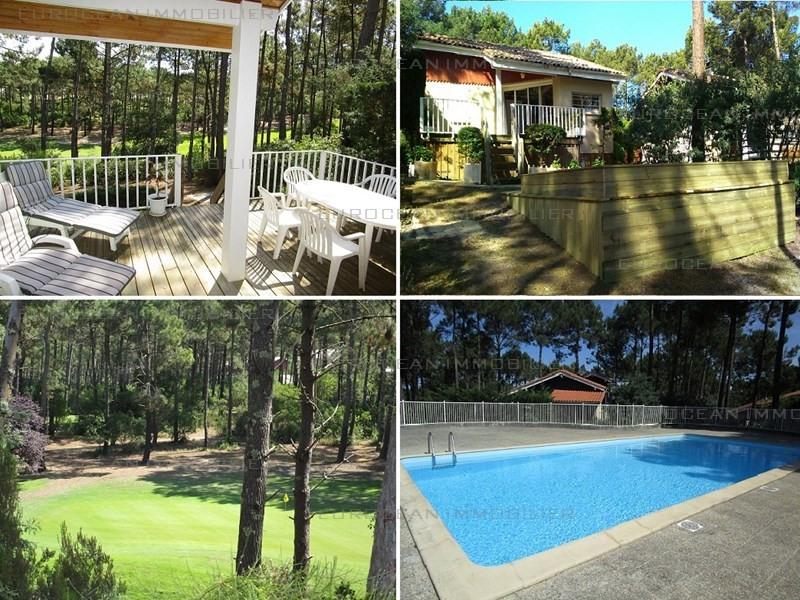 Alquiler vacaciones  casa Lacanau-ocean 299€ - Fotografía 1