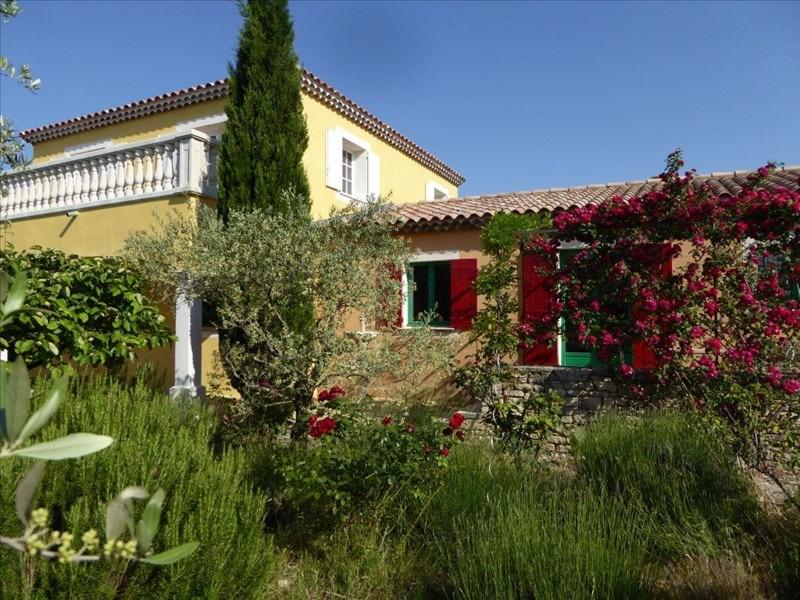 Vente maison / villa Pernes les fontaines 475000€ - Photo 2