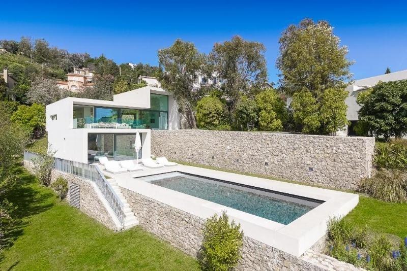 Vermietung von ferienwohnung haus Le golfe juan 7500€ - Fotografie 1