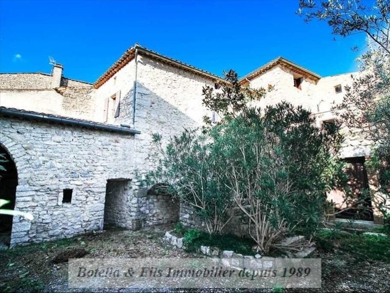 Vente maison / villa Barjac 287000€ - Photo 1