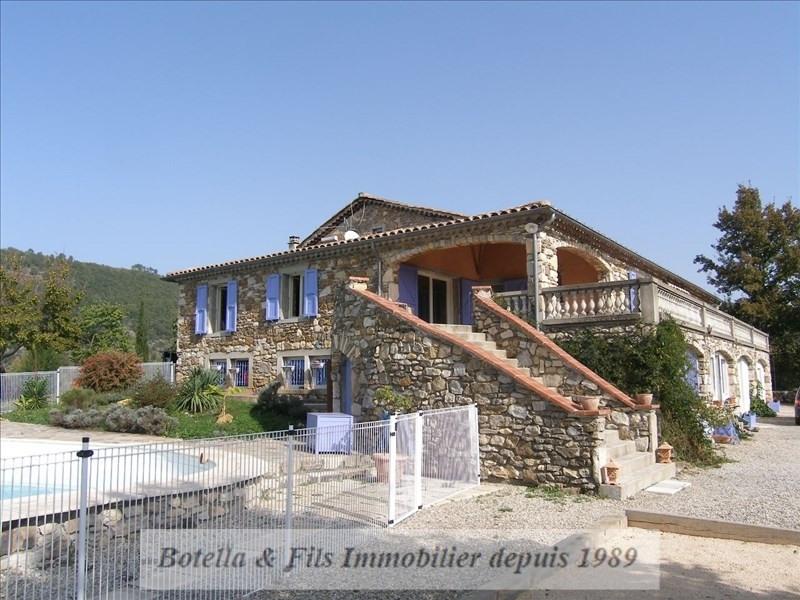 Deluxe sale house / villa Les vans 630000€ - Picture 11