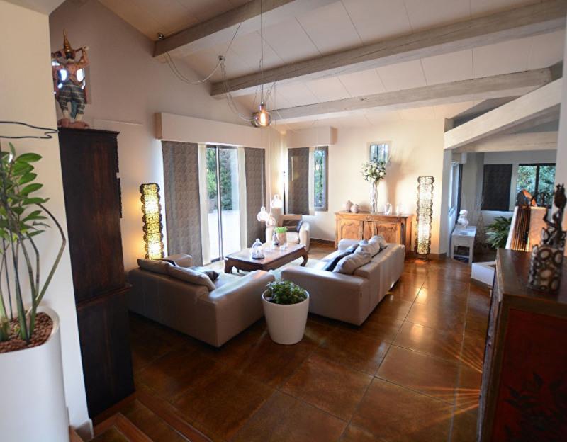 Revenda residencial de prestígio casa Morieres les avignon 655000€ - Fotografia 5