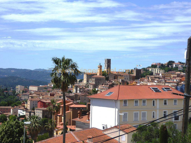 Viager appartement Grasse 125 000€ - Photo 1