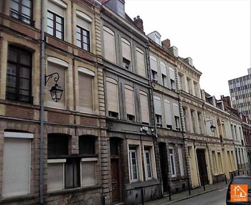 Produit d'investissement immeuble Douai 127000€ - Photo 1