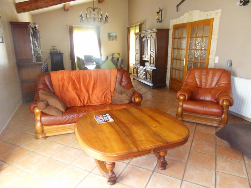 Vente maison / villa Entraigues sur la sorgue 420000€ - Photo 6
